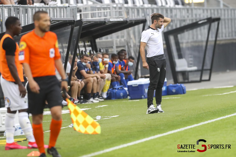 Football Ligue 2 Amiens Sc Vs Troyes Amical 0042 Leandre Leber Gazettesports