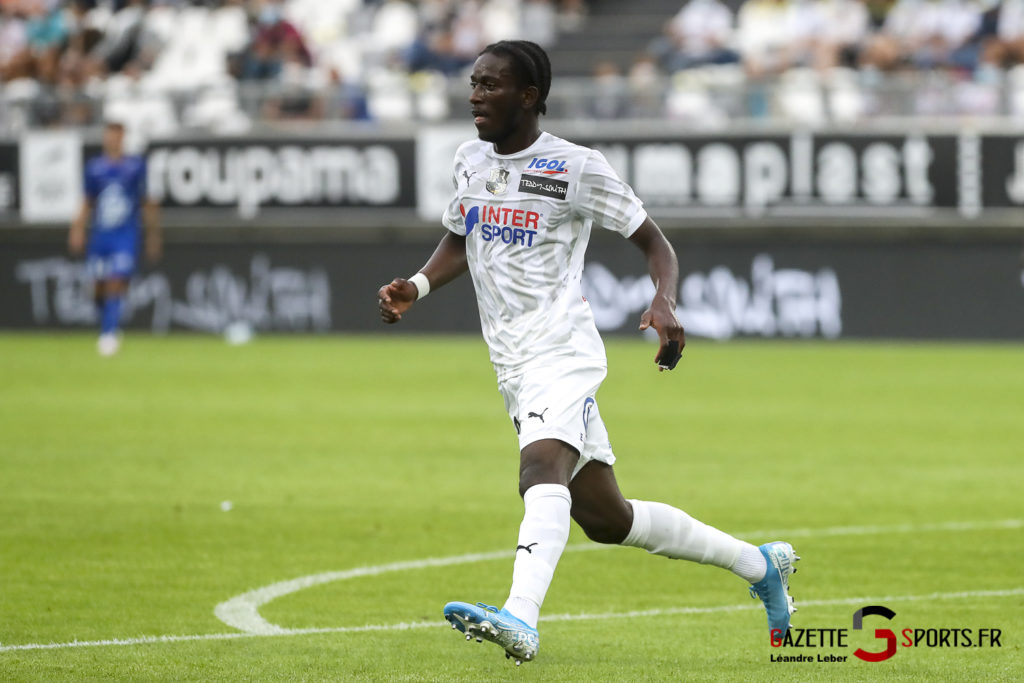 Football Ligue 2 Amiens Sc Vs Troyes Amical 0044 Leandre Leber Gazettesports