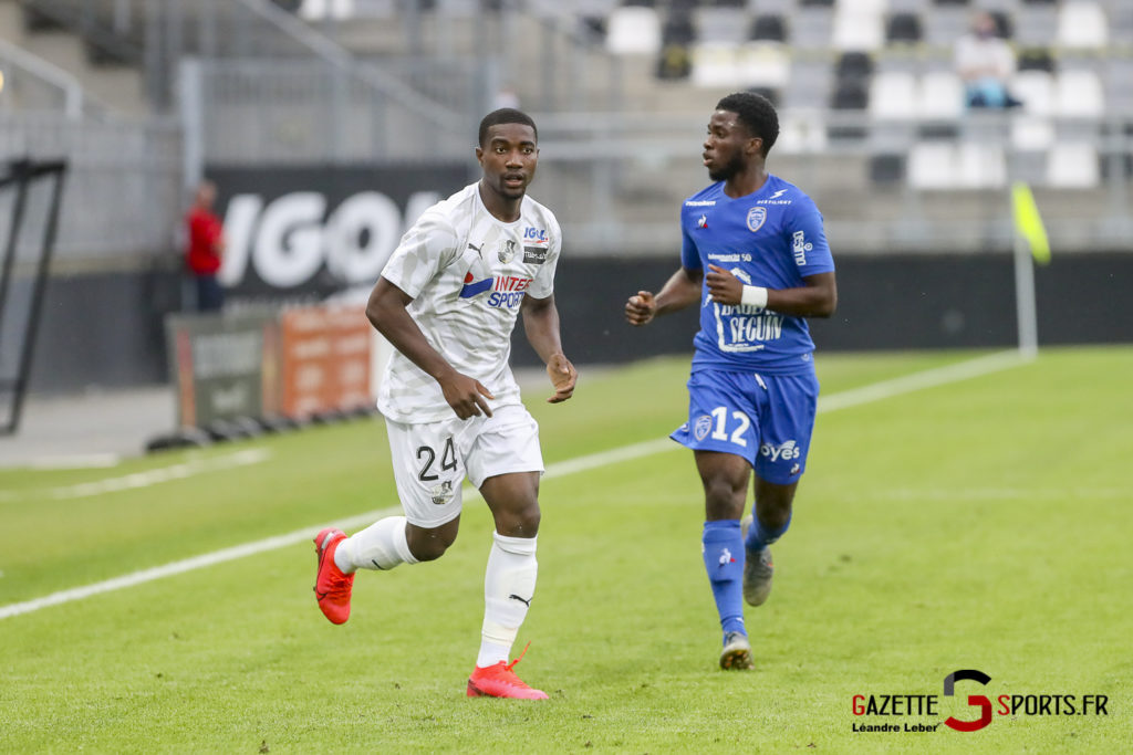 Football Ligue 2 Amiens Sc Vs Troyes Amical 0045 Leandre Leber Gazettesports