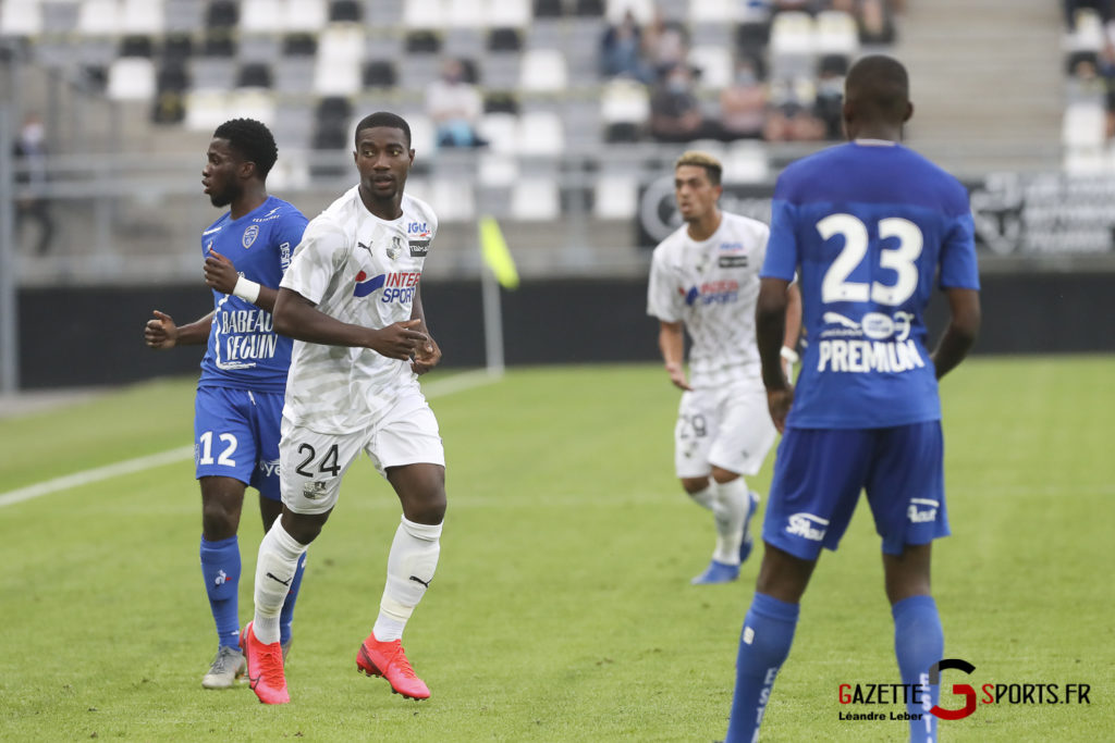 Football Ligue 2 Amiens Sc Vs Troyes Amical 0046 Leandre Leber Gazettesports