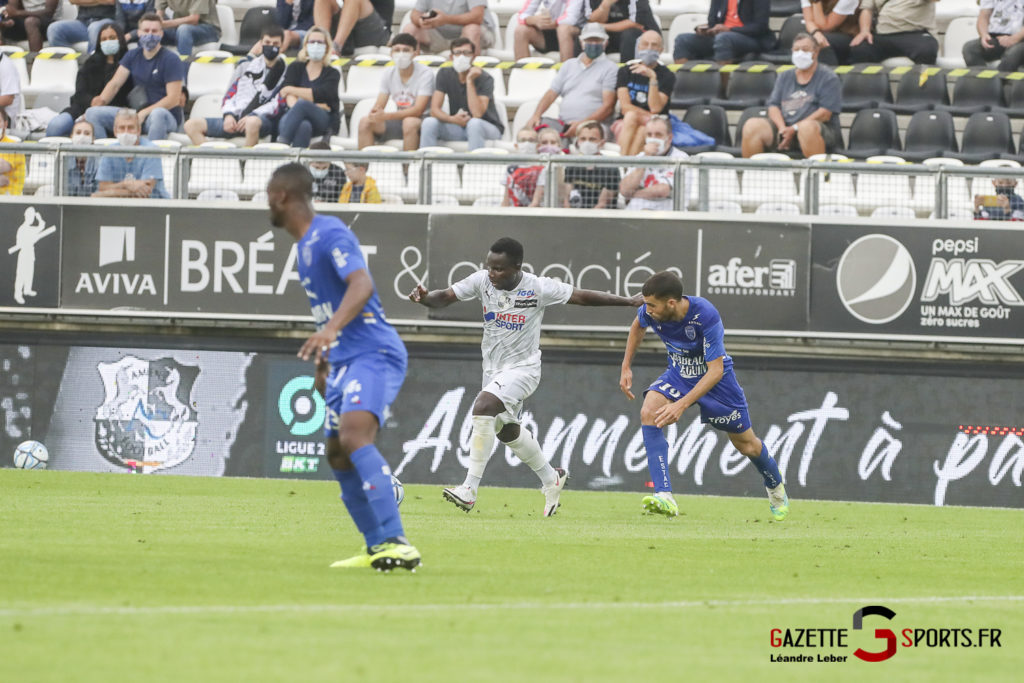 Football Ligue 2 Amiens Sc Vs Troyes Amical 0047 Leandre Leber Gazettesports