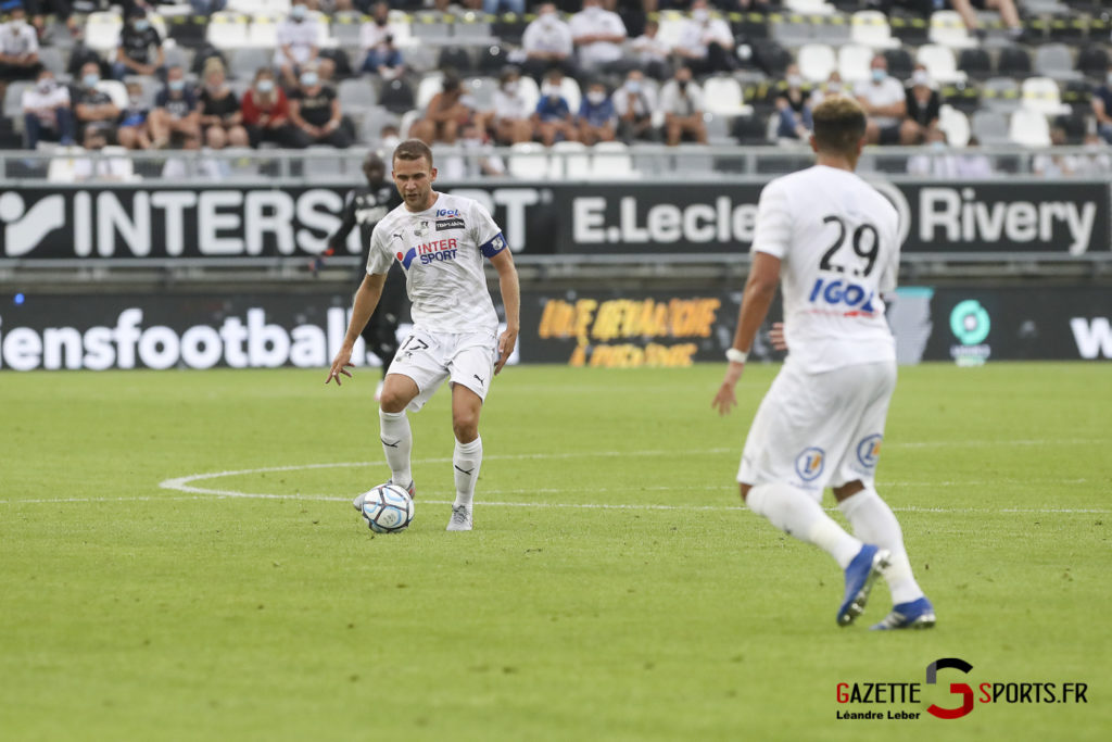Football Ligue 2 Amiens Sc Vs Troyes Amical 0048 Leandre Leber Gazettesports