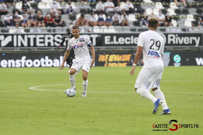 Football Ligue 2 Amiens Sc Vs Troyes Amical 0048 Leandre Leber Gazettesports