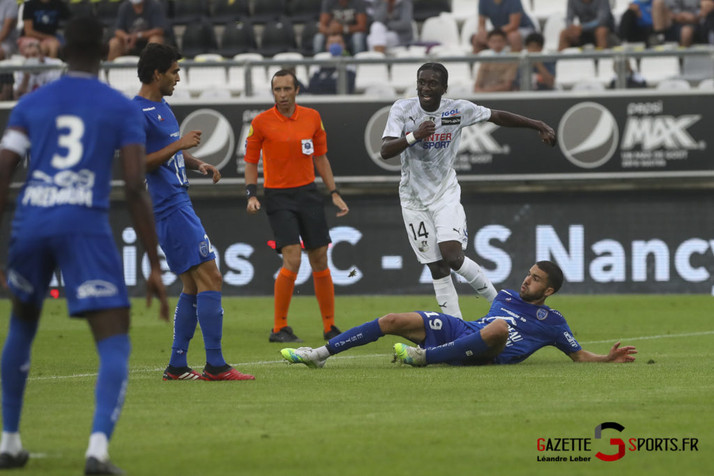Football Ligue 2 Amiens Sc Vs Troyes Amical 0049 Leandre Leber Gazettesports