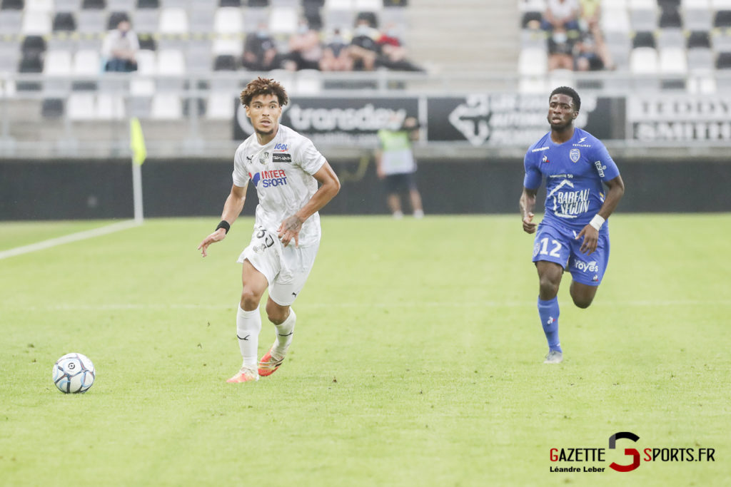 Football Ligue 2 Amiens Sc Vs Troyes Amical 0056 Leandre Leber Gazettesports