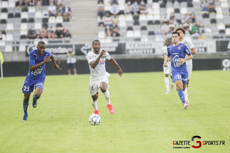 Football Ligue 2 Amiens Sc Vs Troyes Amical 0060 Leandre Leber Gazettesports