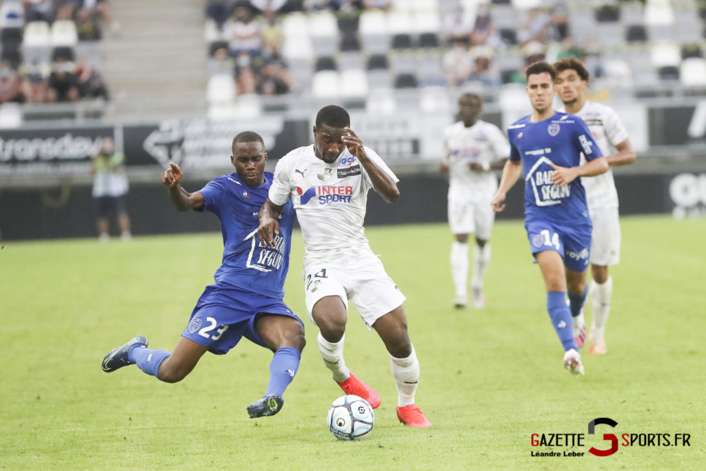 Football Ligue 2 Amiens Sc Vs Troyes Amical 0061 Leandre Leber Gazettesports