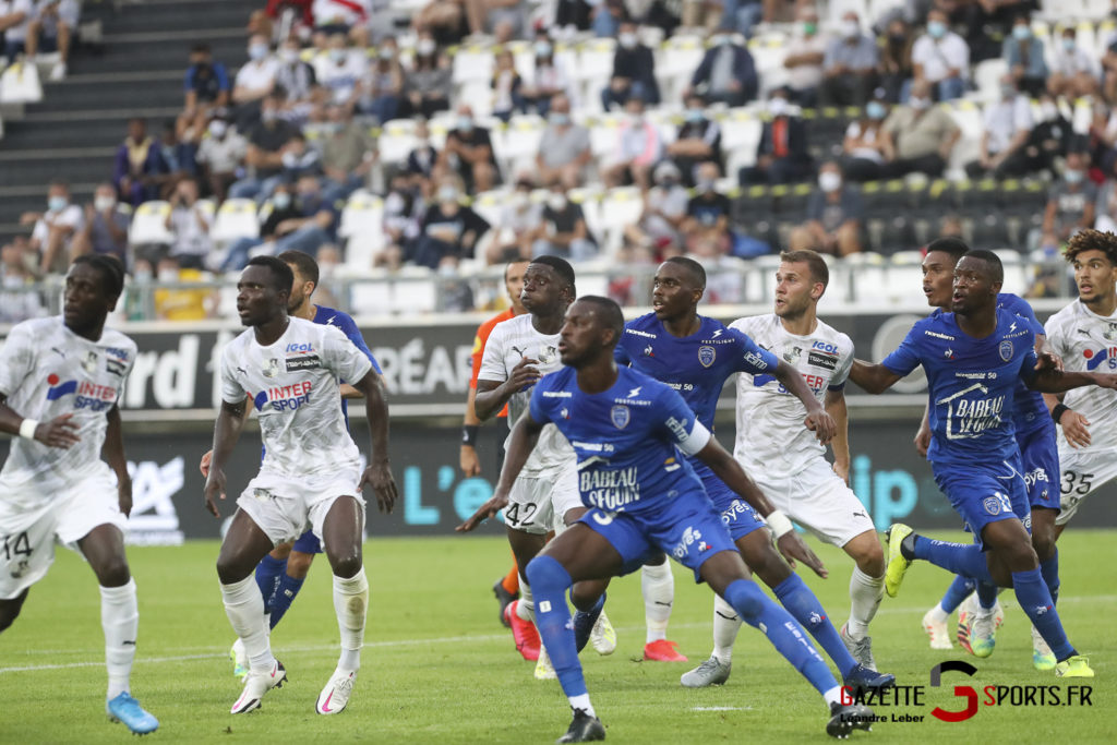 Football Ligue 2 Amiens Sc Vs Troyes Amical 0062 Leandre Leber Gazettesports