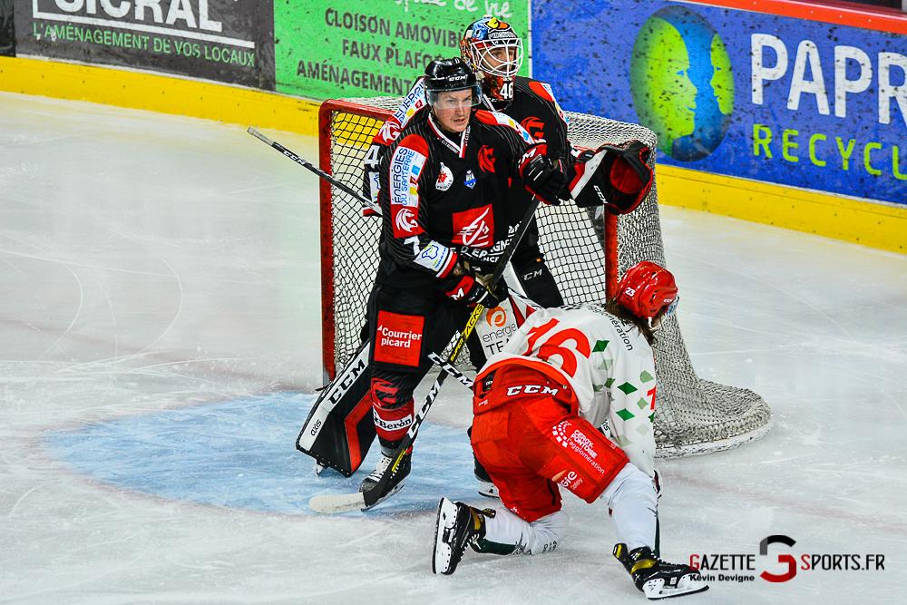 Hockey Sur Glace Amiens Vs Cergy Kevin Devigne Gazettesports 10