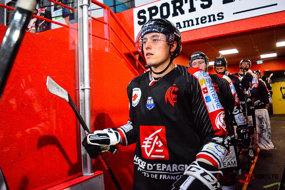 Hockey Sur Glace Amiens Vs Cergy Kevin Devigne Gazettesports 100