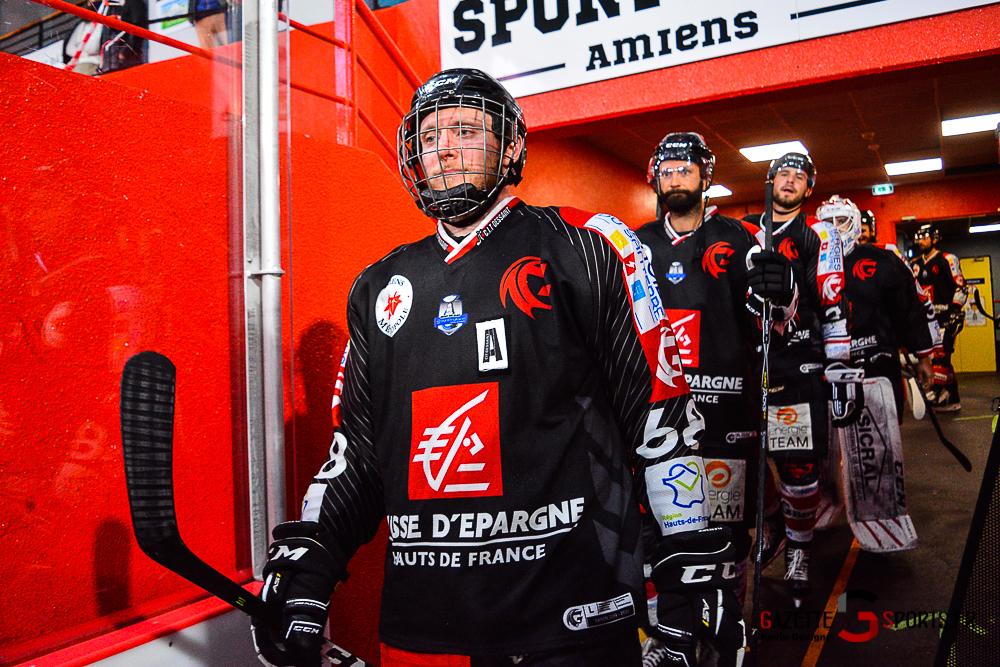 Hockey Sur Glace Amiens Vs Cergy Kevin Devigne Gazettesports 101