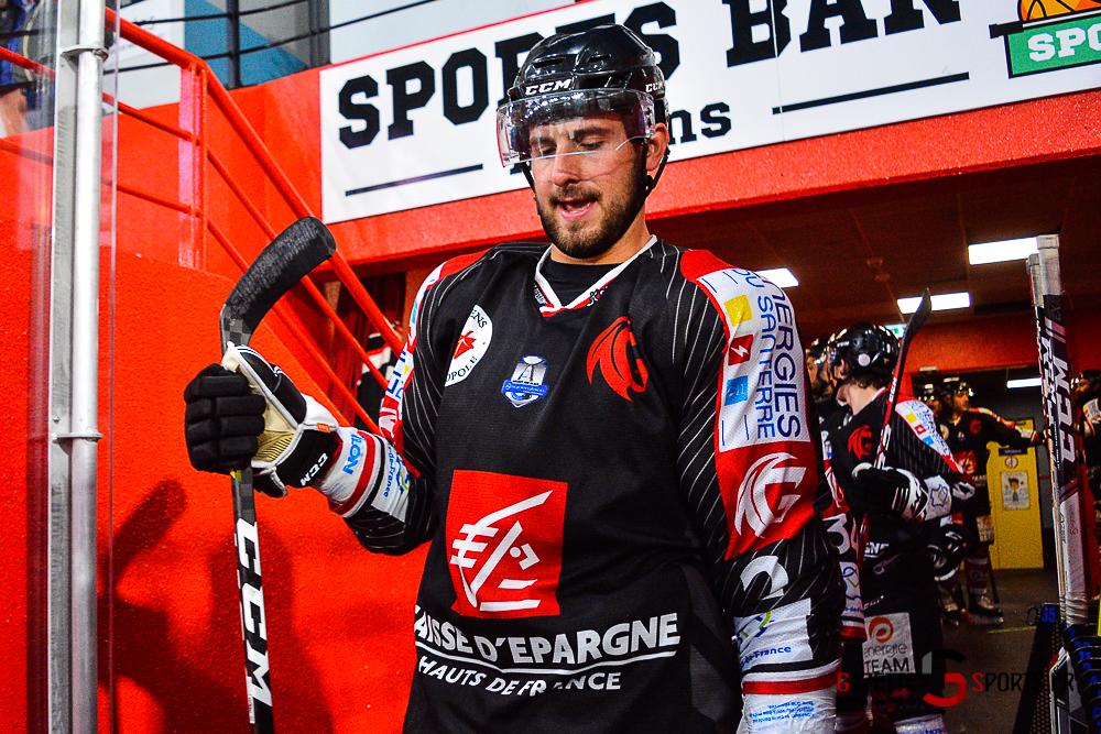 Hockey Sur Glace Amiens Vs Cergy Kevin Devigne Gazettesports 102