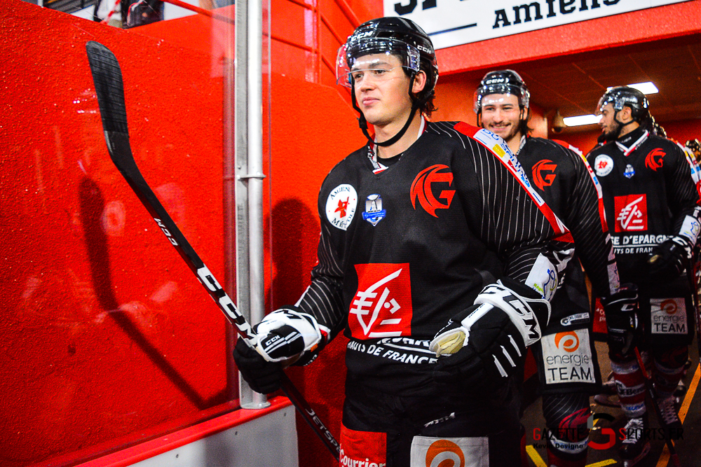 Hockey Sur Glace Amiens Vs Cergy Kevin Devigne Gazettesports 104