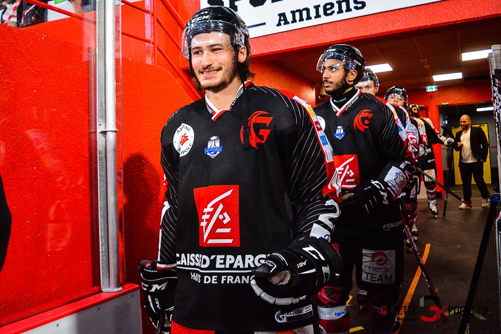 Hockey Sur Glace Amiens Vs Cergy Kevin Devigne Gazettesports 105