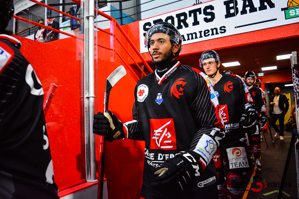 Hockey Sur Glace Amiens Vs Cergy Kevin Devigne Gazettesports 106