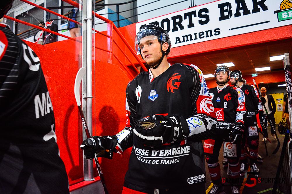 Hockey Sur Glace Amiens Vs Cergy Kevin Devigne Gazettesports 107