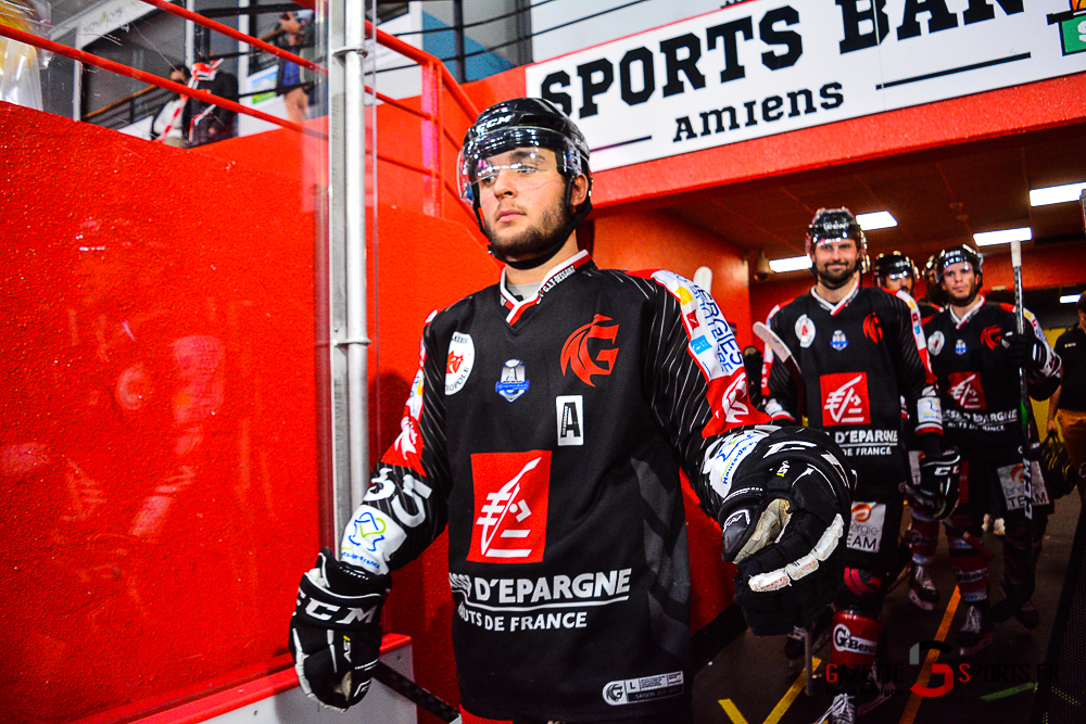 Hockey Sur Glace Amiens Vs Cergy Kevin Devigne Gazettesports 108