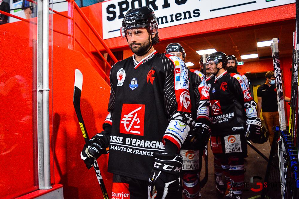 Hockey Sur Glace Amiens Vs Cergy Kevin Devigne Gazettesports 109