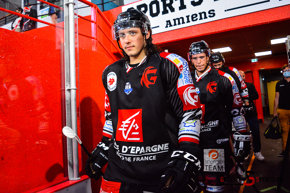 Hockey Sur Glace Amiens Vs Cergy Kevin Devigne Gazettesports 110