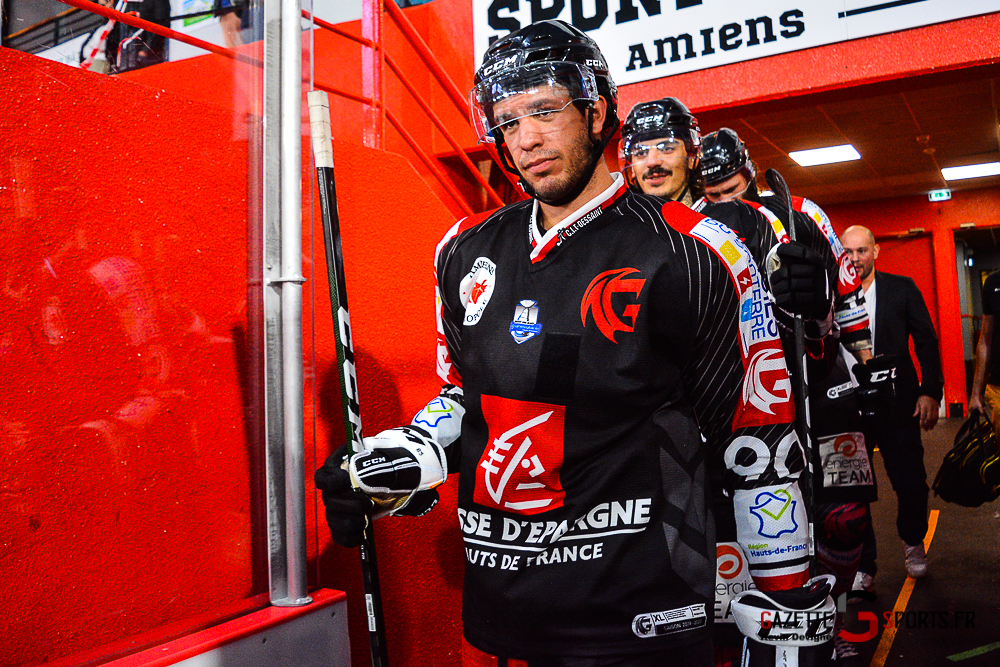 Hockey Sur Glace Amiens Vs Cergy Kevin Devigne Gazettesports 111