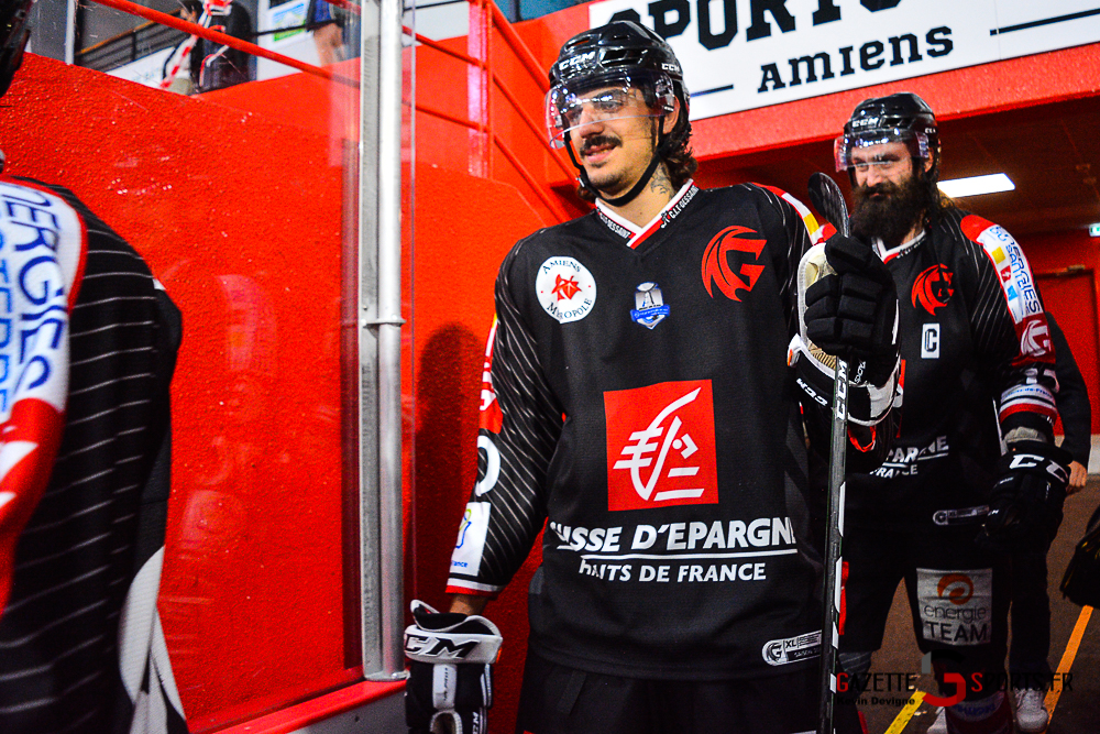Hockey Sur Glace Amiens Vs Cergy Kevin Devigne Gazettesports 112