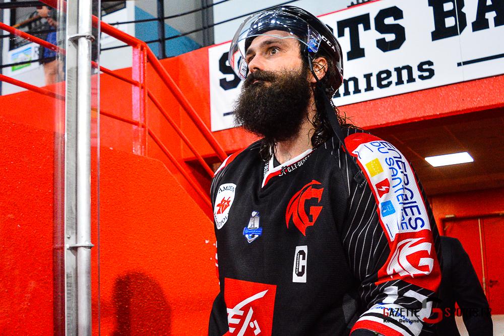 Hockey Sur Glace Amiens Vs Cergy Kevin Devigne Gazettesports 113