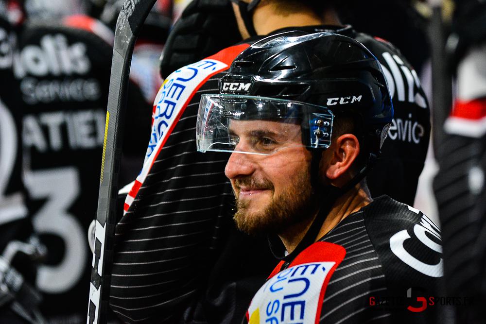 Hockey Sur Glace Amiens Vs Cergy Kevin Devigne Gazettesports 115