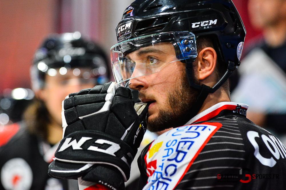 Hockey Sur Glace Amiens Vs Cergy Kevin Devigne Gazettesports 118