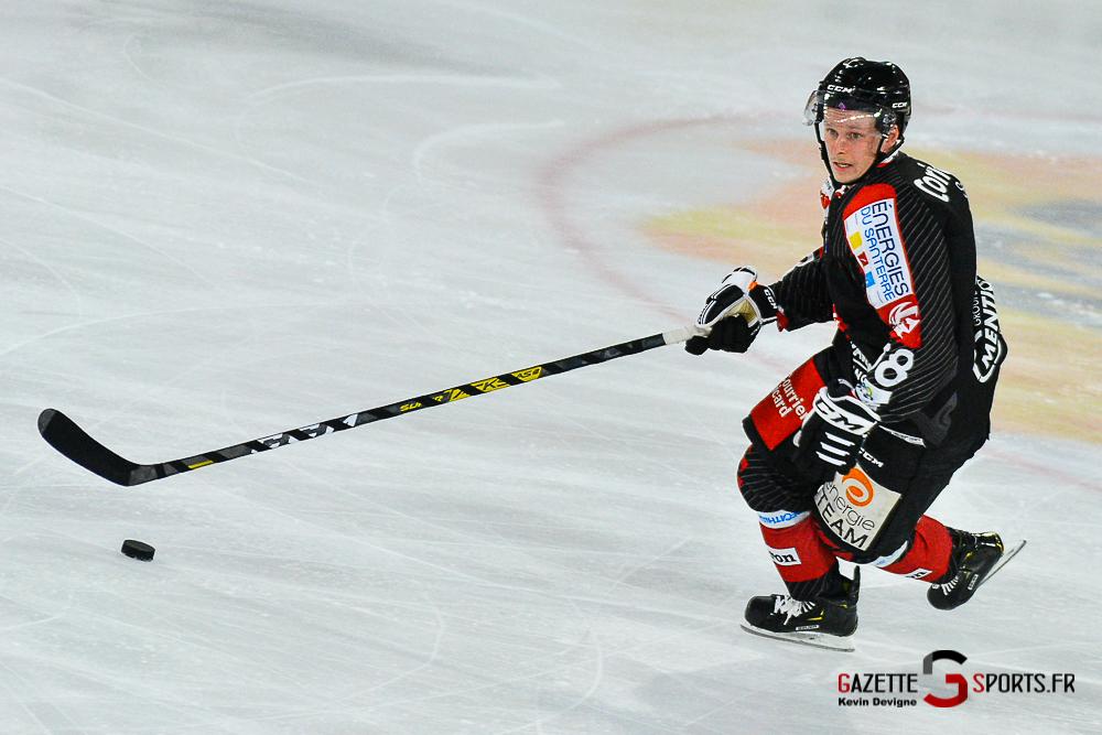 Hockey Sur Glace Amiens Vs Cergy Kevin Devigne Gazettesports 12