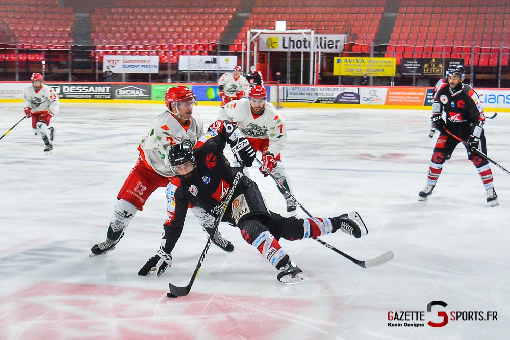 Hockey Sur Glace Amiens Vs Cergy Kevin Devigne Gazettesports 122