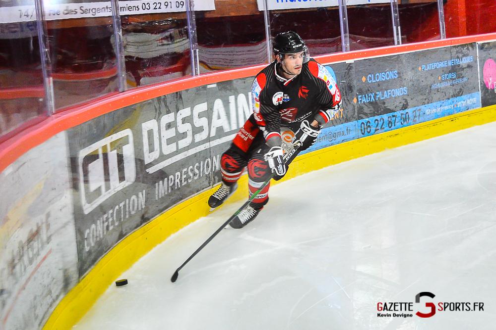Hockey Sur Glace Amiens Vs Cergy Kevin Devigne Gazettesports 124