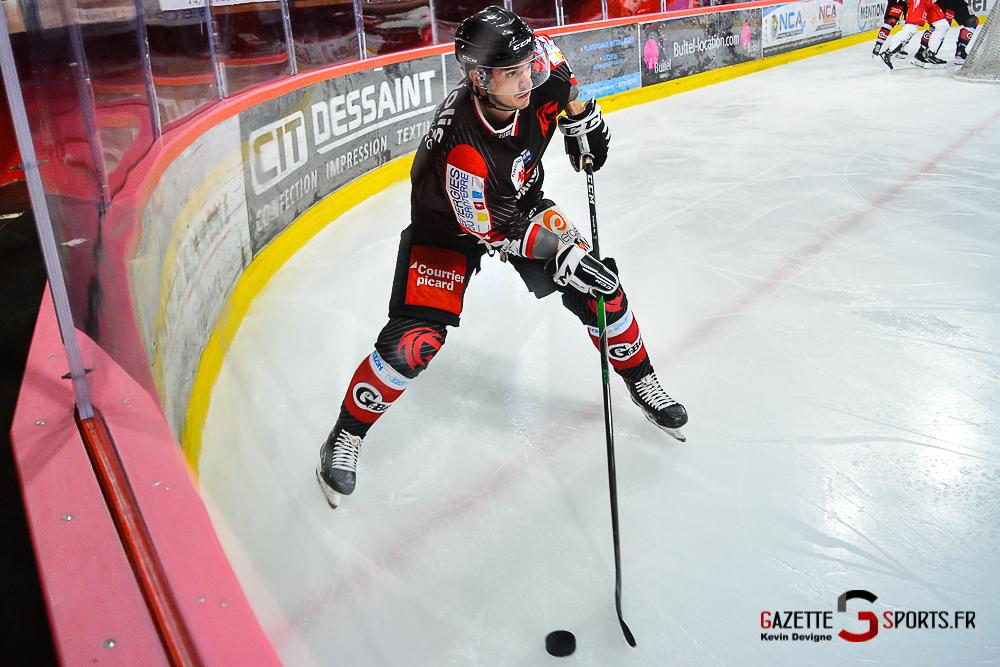 Hockey Sur Glace Amiens Vs Cergy Kevin Devigne Gazettesports 125