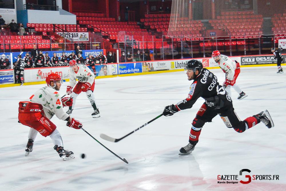 Hockey Sur Glace Amiens Vs Cergy Kevin Devigne Gazettesports 126