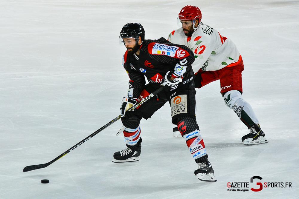Hockey Sur Glace Amiens Vs Cergy Kevin Devigne Gazettesports 13