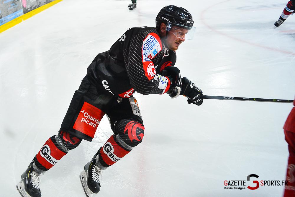Hockey Sur Glace Amiens Vs Cergy Kevin Devigne Gazettesports 130