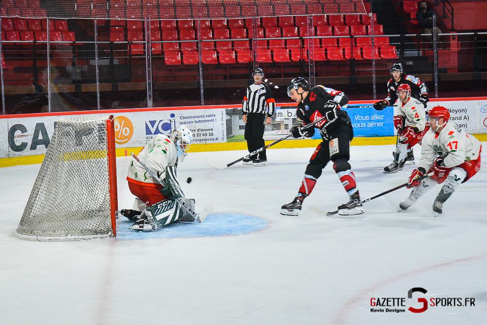 Hockey Sur Glace Amiens Vs Cergy Kevin Devigne Gazettesports 132