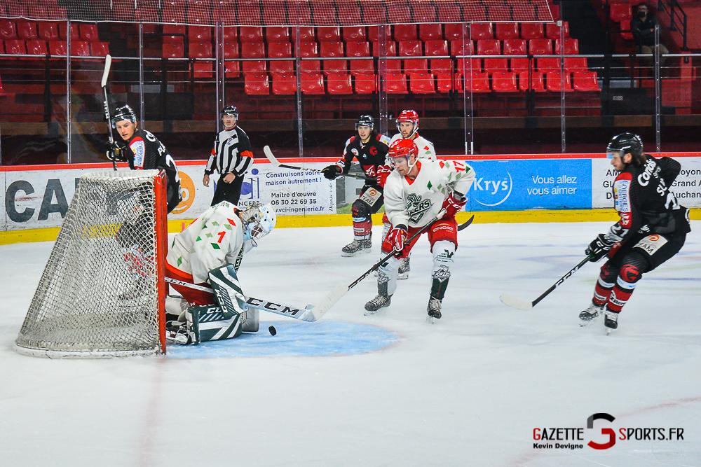 Hockey Sur Glace Amiens Vs Cergy Kevin Devigne Gazettesports 133