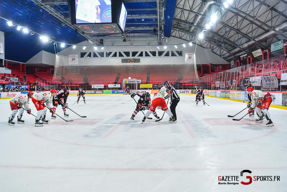Hockey Sur Glace Amiens Vs Cergy Kevin Devigne Gazettesports 134