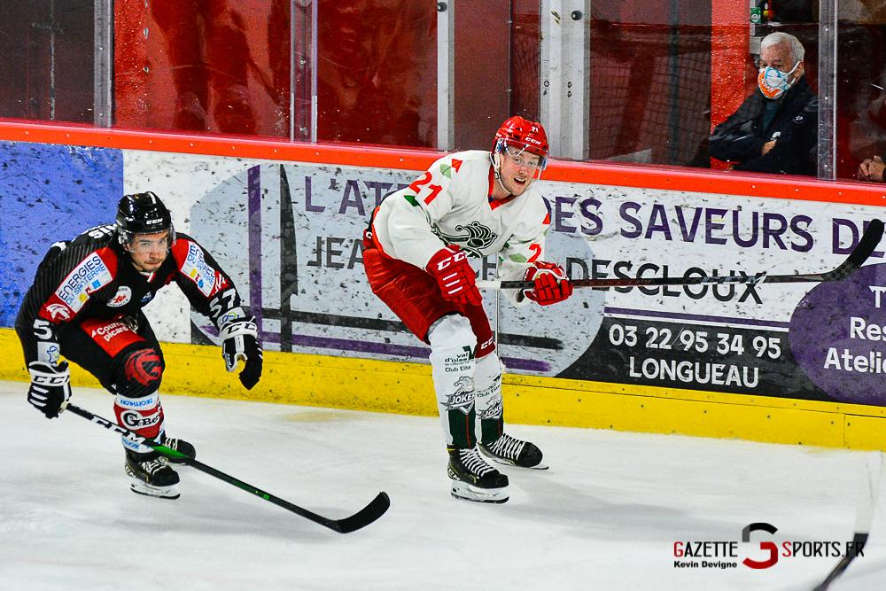 Hockey Sur Glace Amiens Vs Cergy Kevin Devigne Gazettesports 136