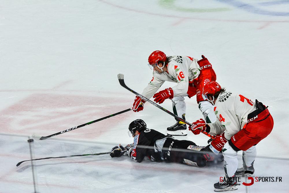 Hockey Sur Glace Amiens Vs Cergy Kevin Devigne Gazettesports 137