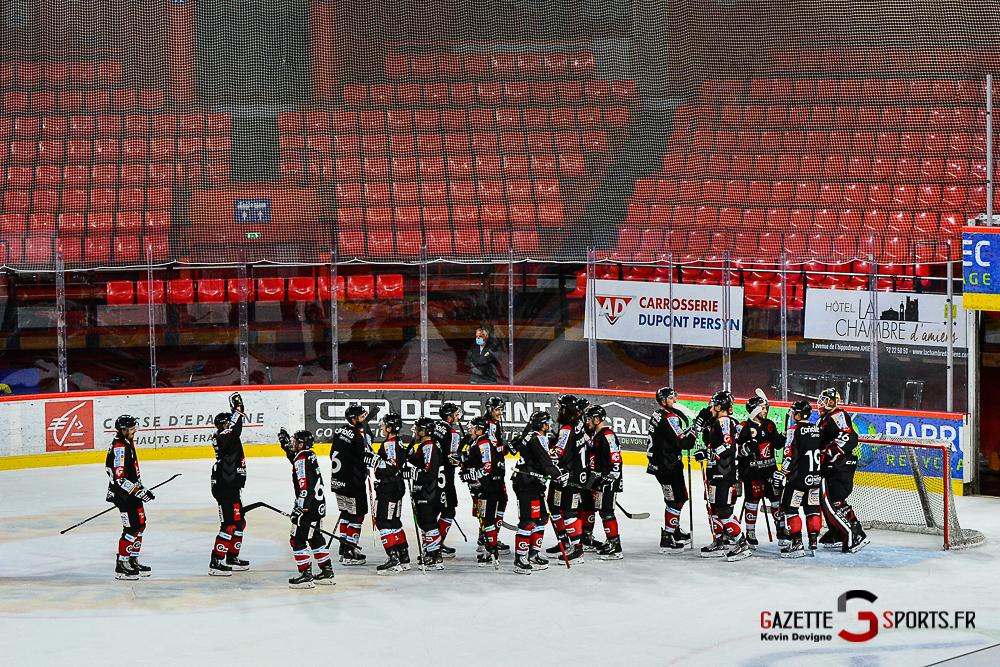 Hockey Sur Glace Amiens Vs Cergy Kevin Devigne Gazettesports 138