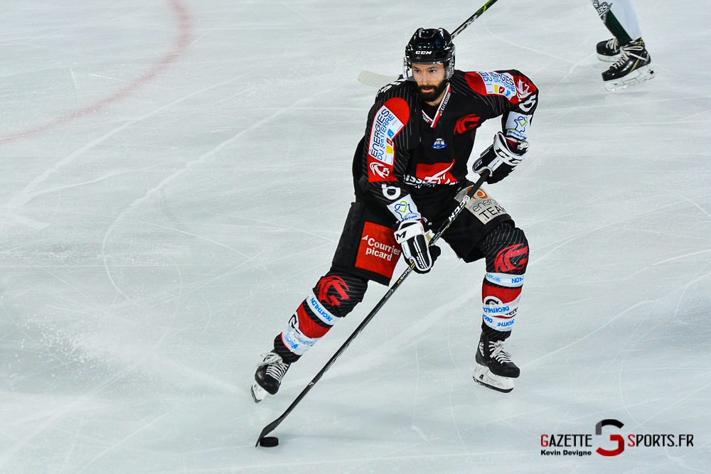 Hockey Sur Glace Amiens Vs Cergy Kevin Devigne Gazettesports 14