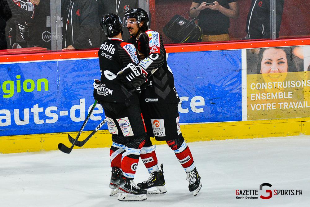 Hockey Sur Glace Amiens Vs Cergy Kevin Devigne Gazettesports 140
