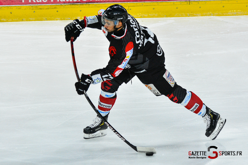 Hockey Sur Glace Amiens Vs Cergy Kevin Devigne Gazettesports 15