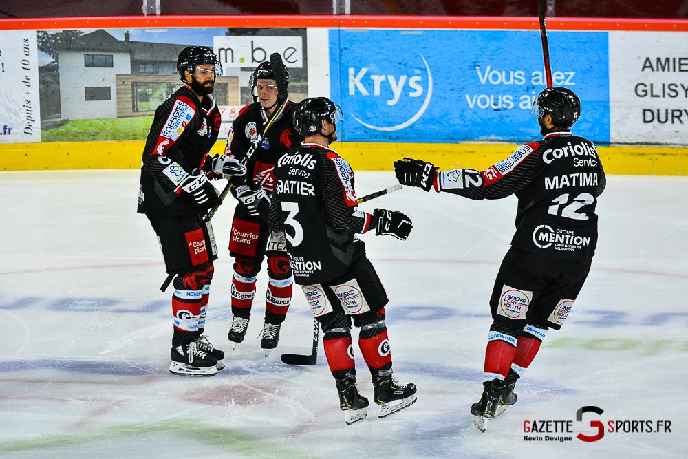 Hockey Sur Glace Amiens Vs Cergy Kevin Devigne Gazettesports 17