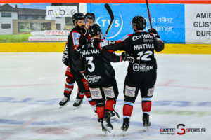 Hockey Sur Glace Amiens Vs Cergy Kevin Devigne Gazettesports 18