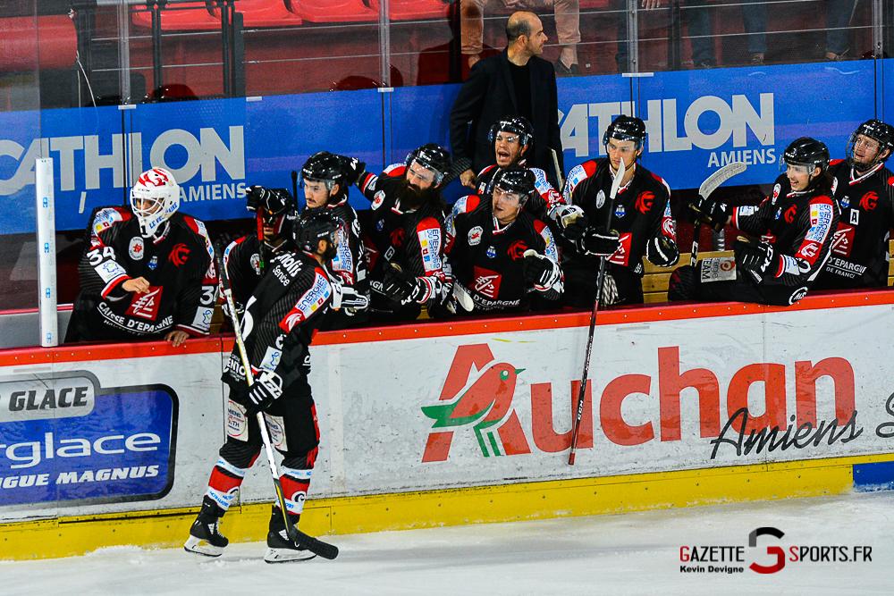 Hockey Sur Glace Amiens Vs Cergy Kevin Devigne Gazettesports 19