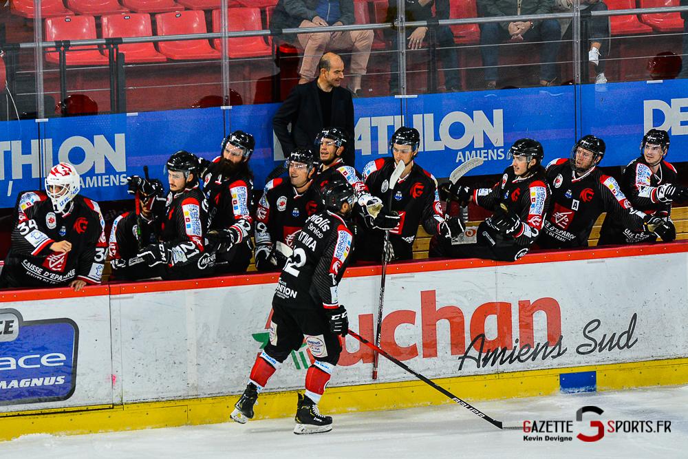 Hockey Sur Glace Amiens Vs Cergy Kevin Devigne Gazettesports 20
