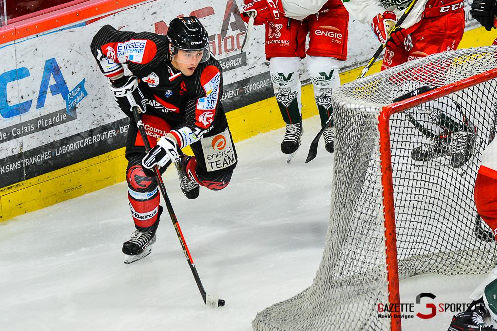 Hockey Sur Glace Amiens Vs Cergy Kevin Devigne Gazettesports 21