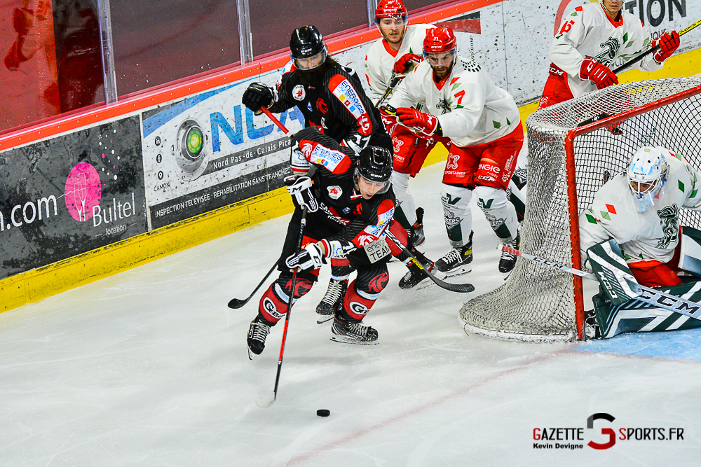 Hockey Sur Glace Amiens Vs Cergy Kevin Devigne Gazettesports 22